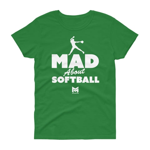Image of Mad About Softball