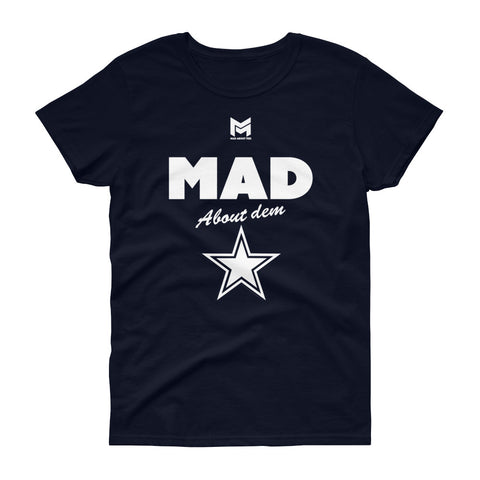 Image of Mad About dem Cowboys