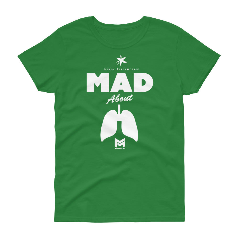 Mad About Lungs | Apria Healthcare
