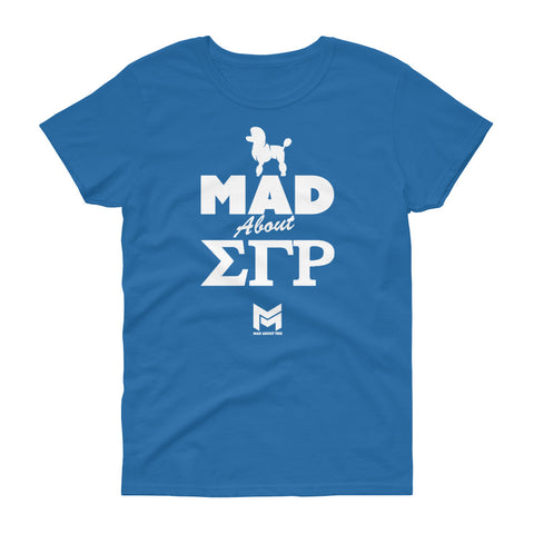 Mad About Sigma Gamma Rho