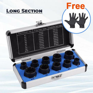 (Get a free pair of gloves which )Nut Removal Tool(10pcs)