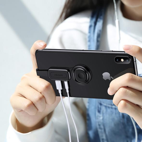4 in 1 iPhone Adapter - Perfect for Game lover!