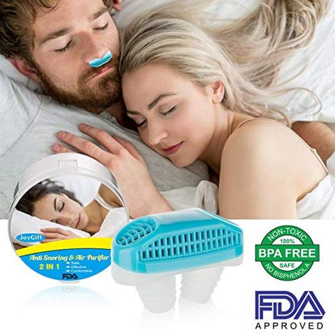 2 in 1 Anti Snoring Devices - Buy 2 Get 1 Free + Free Shipping!!!
