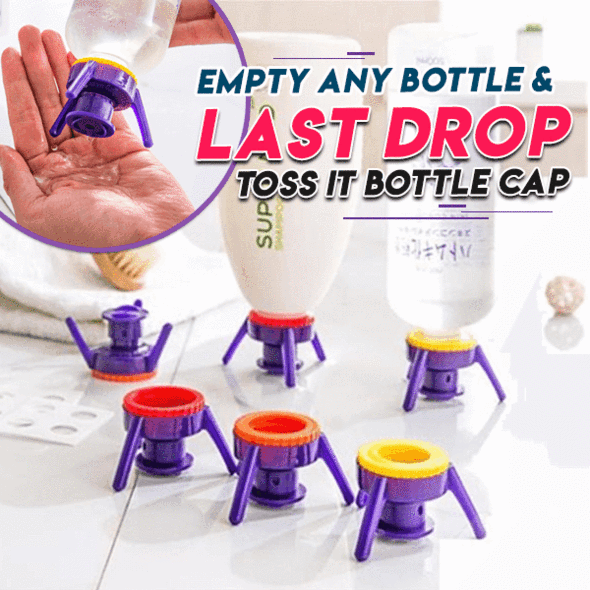 1 Set(6PCS) Reusable Bottle Cap Stand - 80% OFF(Low to 3.5$ per unit!!)