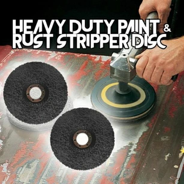 Heavy Duty Paint Rust Stripper Disc