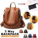 2019 New Fashion Backpack - Buy 1 Get Free Wallet - Buy 2 Free Shipping!!!