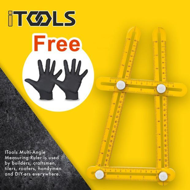 Get a free pair of gloves which!! Measuring instruments