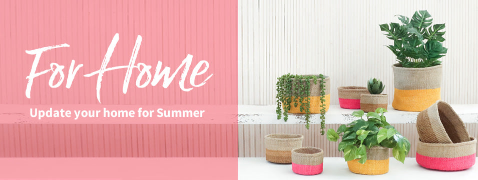 Vinegar Hill Home Collection Summer 2019