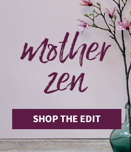 vinegar hill mother zen collection