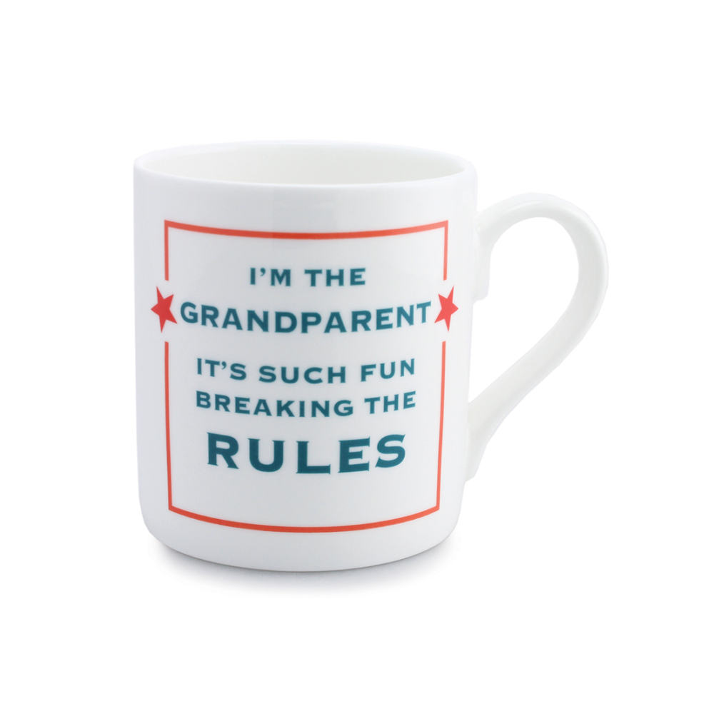 I'm the Grandparent Mug