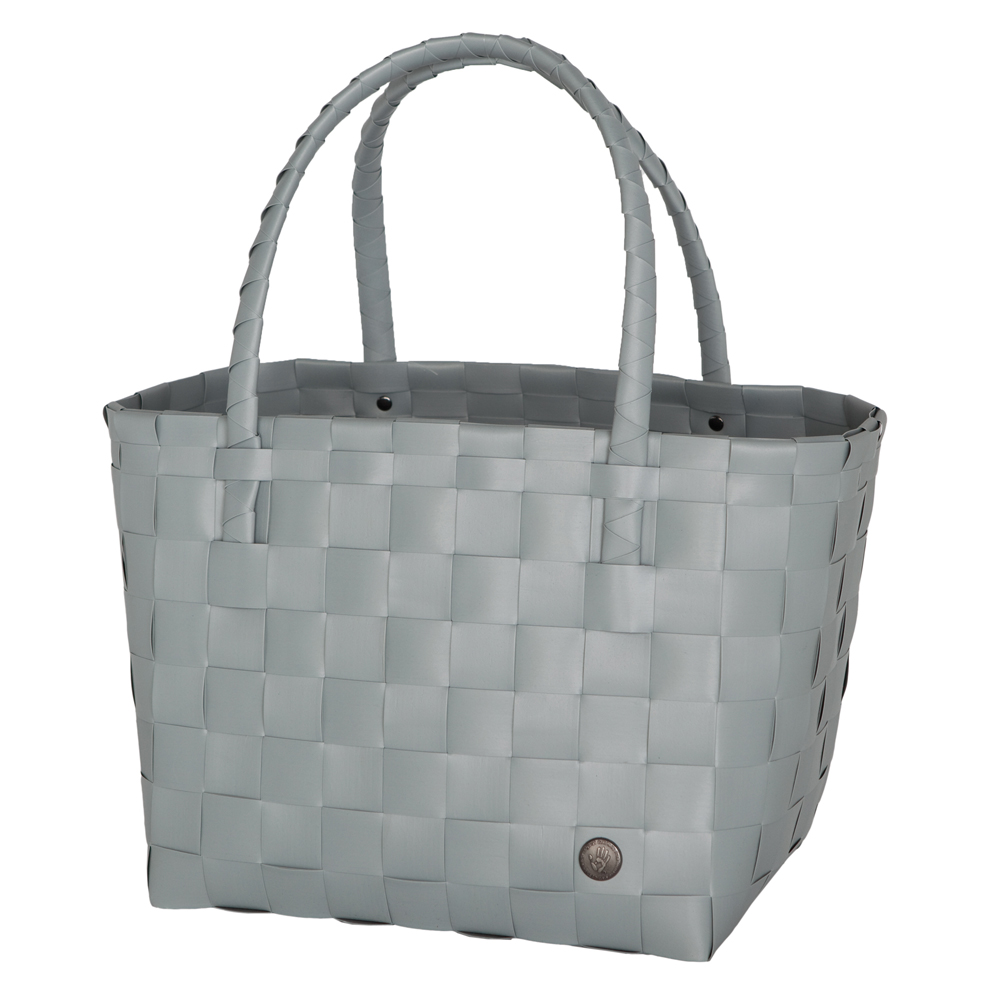 Paris Shopper in Elephant Grey
