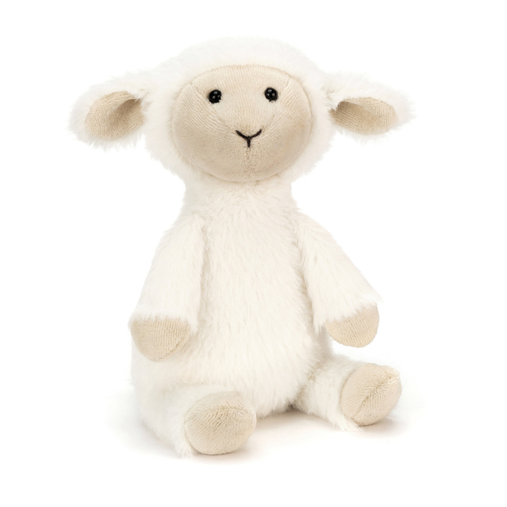 Jellycat Nibbles Lamb Soft Toy