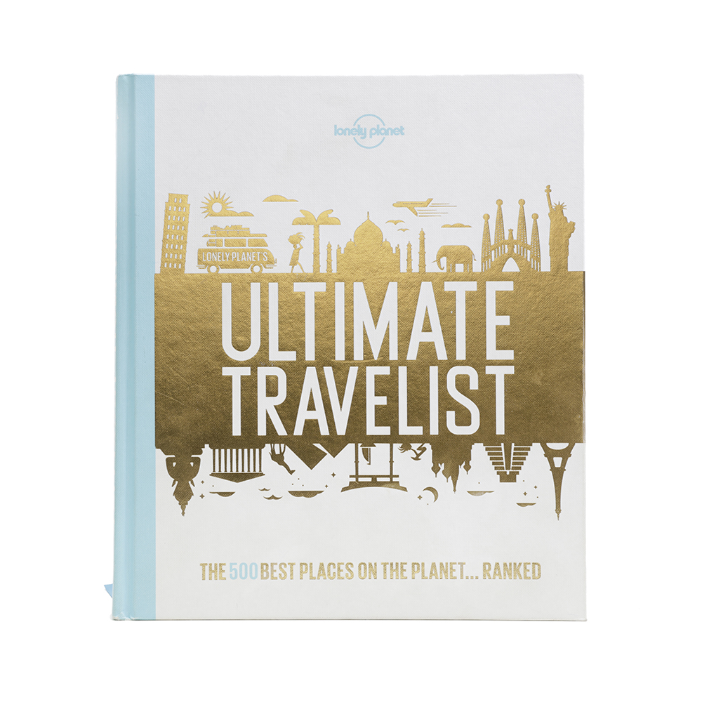 The ultimate travelist - Lonely Planet