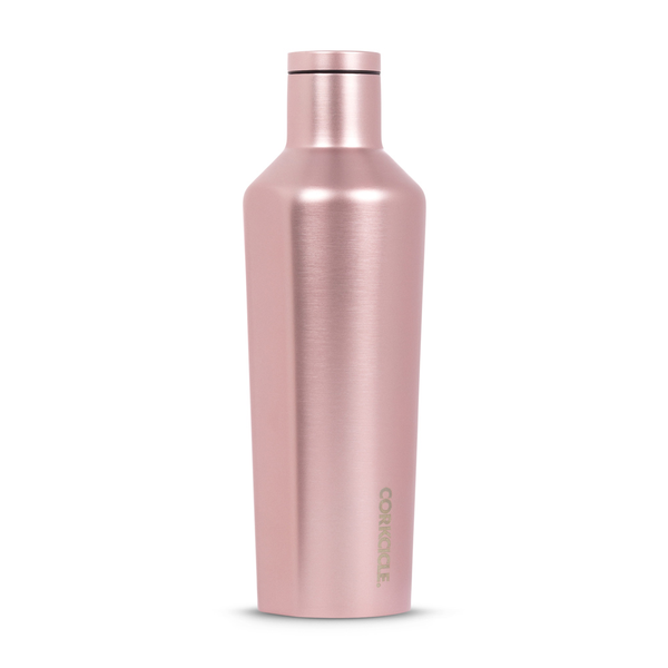 Rose Metallic Canteen 475ml