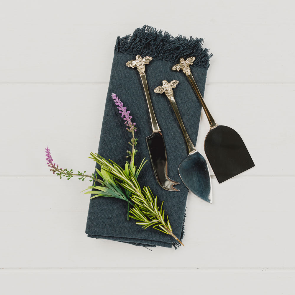 Gold Bee Cheese Tool Set
