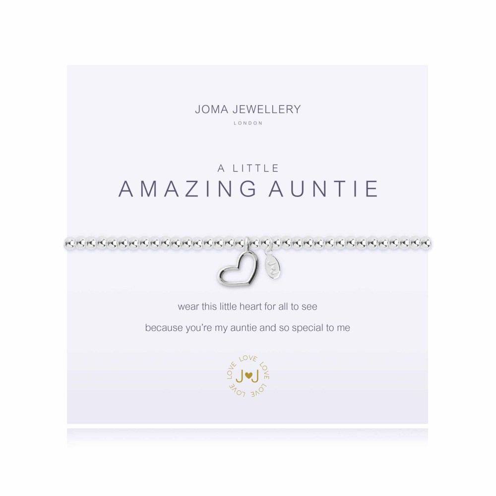 A Little Amazing Auntie Bracelet