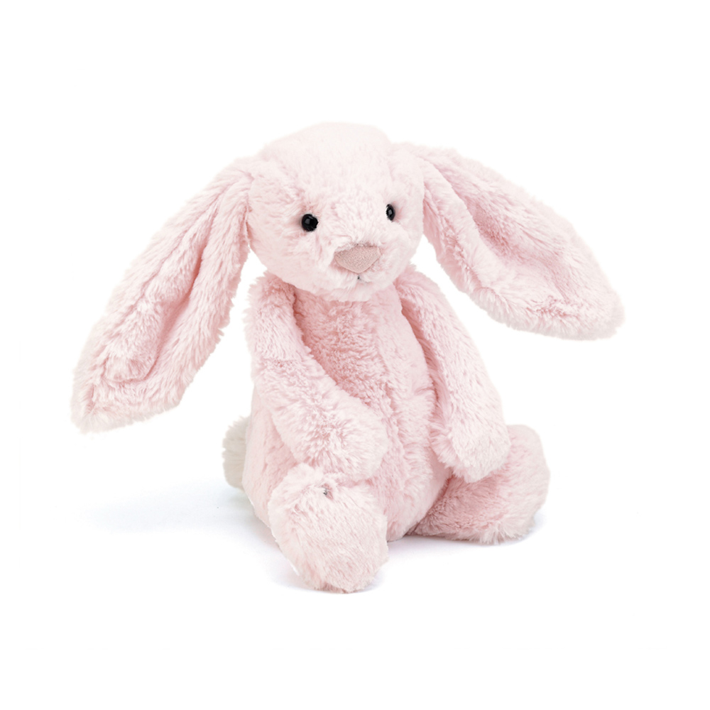 Jellycat Medium Bashful Pink Bunny Soft Toy