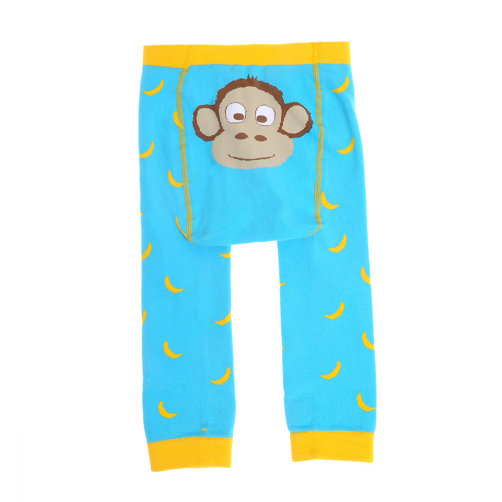 Marley Monkey Leggings 6-12m