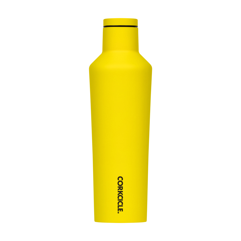 Neon Lights Yellow Canteen 475ml