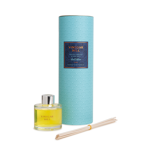Pacific Orchid & Sea Salt Reed Diffuser 100ml