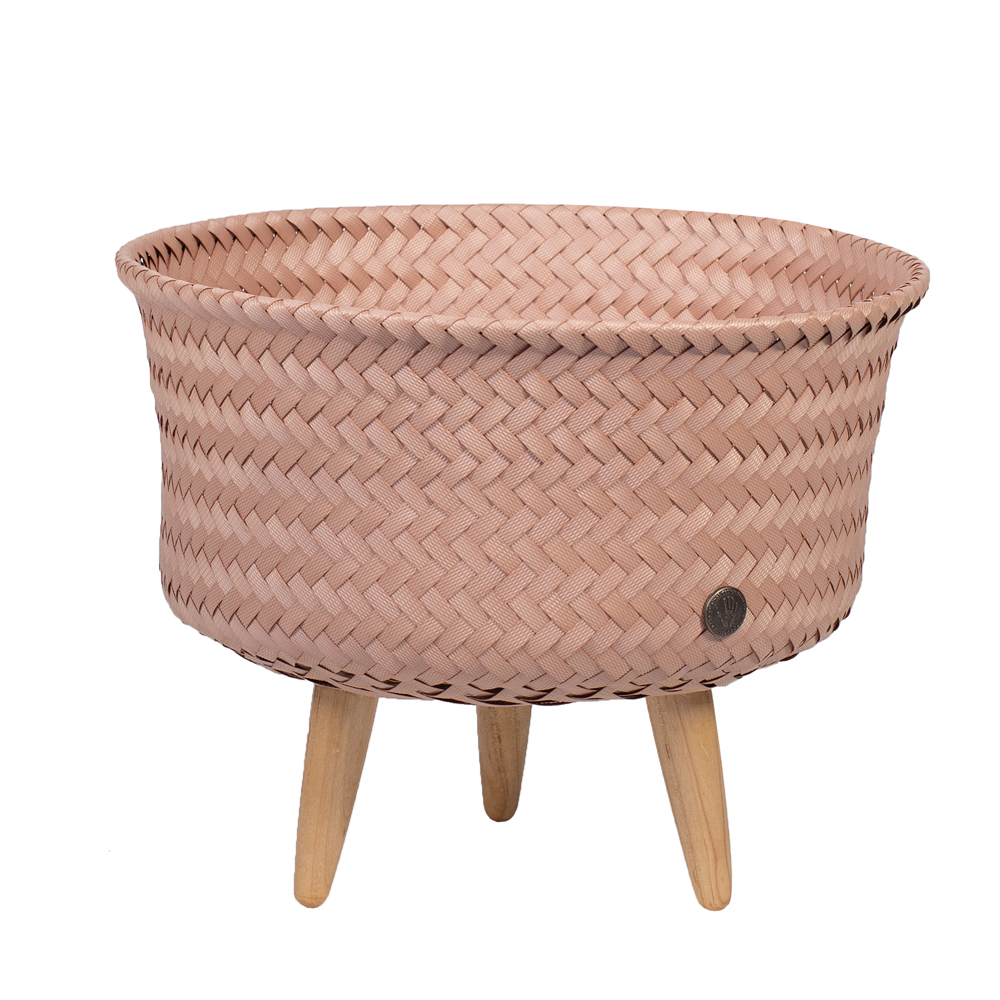 Up Low Basket in Copper Blush
