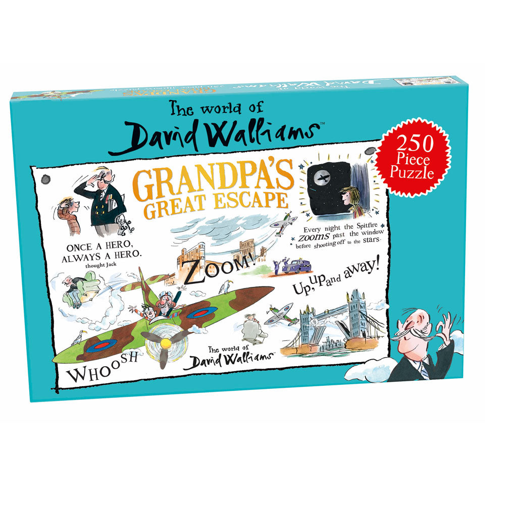 David Walliams Grandpa's Great Escape Puzzle