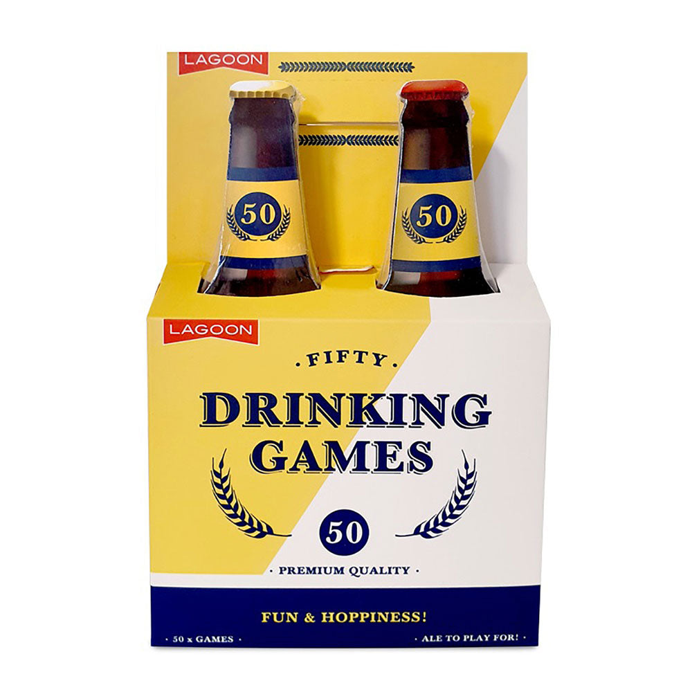 Fifty Drinking Games