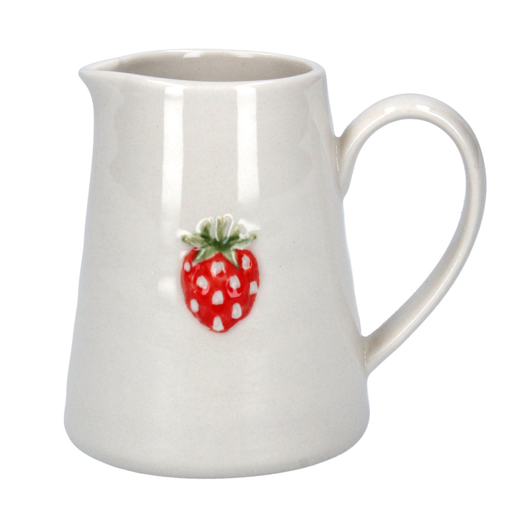 Mini Jug with Strawberry