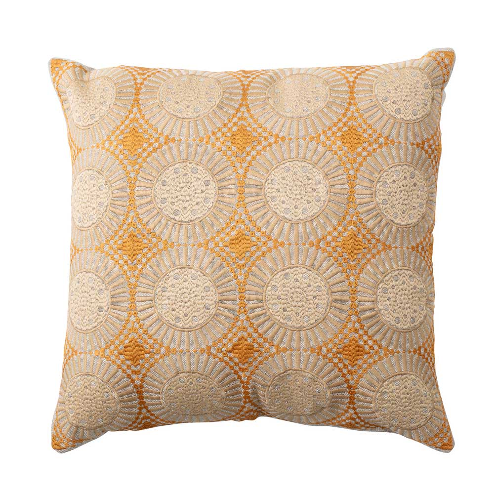 Cushion in Yellow