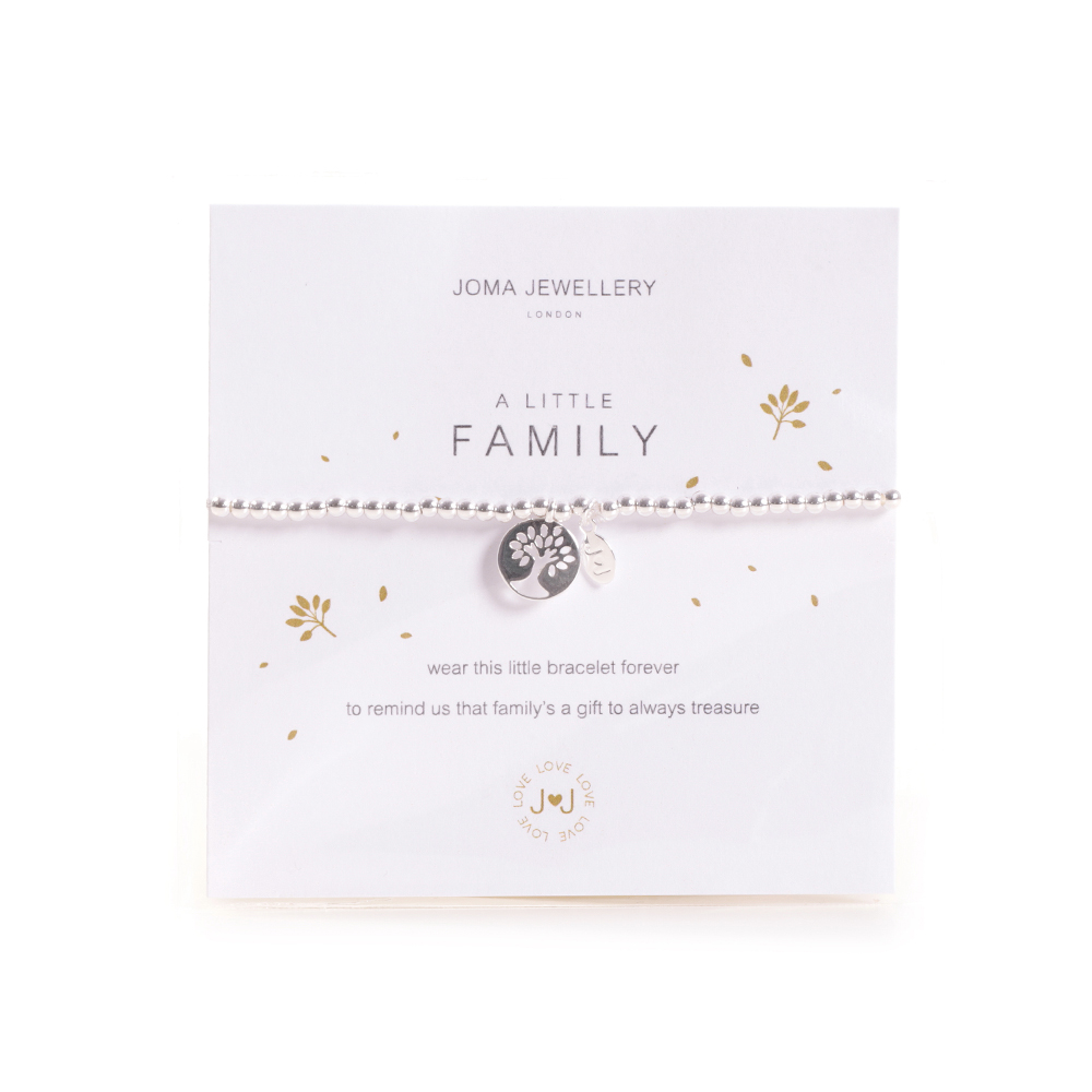 A Little Family Bracelet