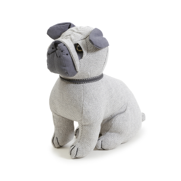 Prudence The Pug Doorstop