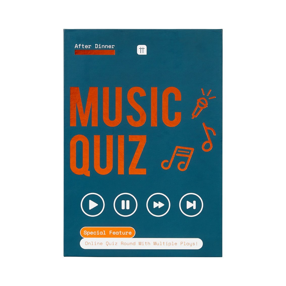 After Dinner Music Quiz Game