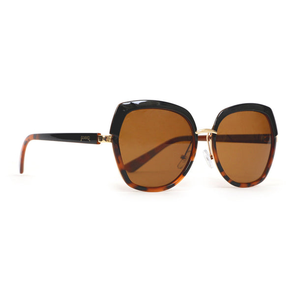 Powder Aubrey Sunglasses in Tortoiseshell