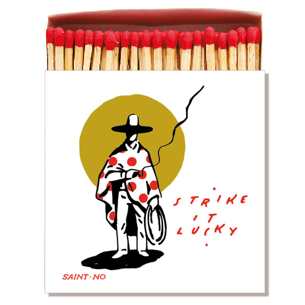 Luxury Matches - Strike It Lucky