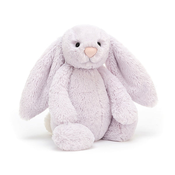 Jellycat Bashful Lavender Bunny Small Soft Toy