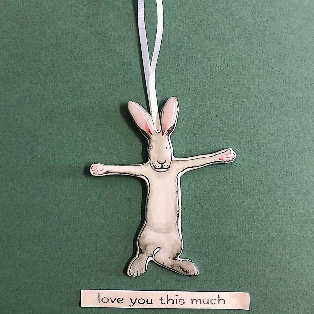 Love You Bunny - Love You This Much