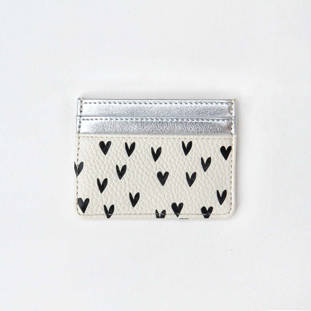 Mini Hearts Cardholder