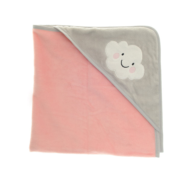 Rosie Cloud Bath Towel