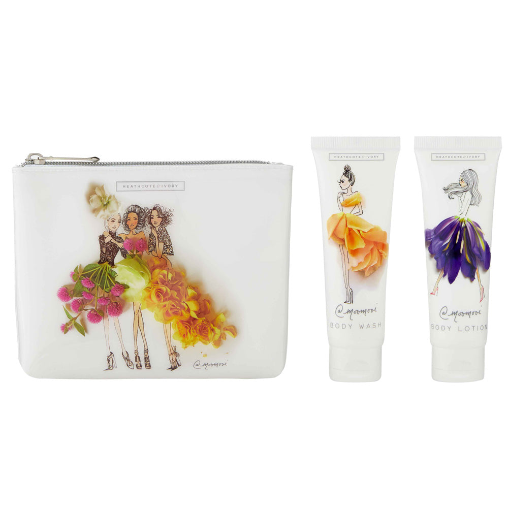 Body Care Essentials Cosmetic Bag
