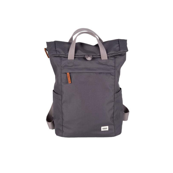 Finchley A Rucksack Small Carbon