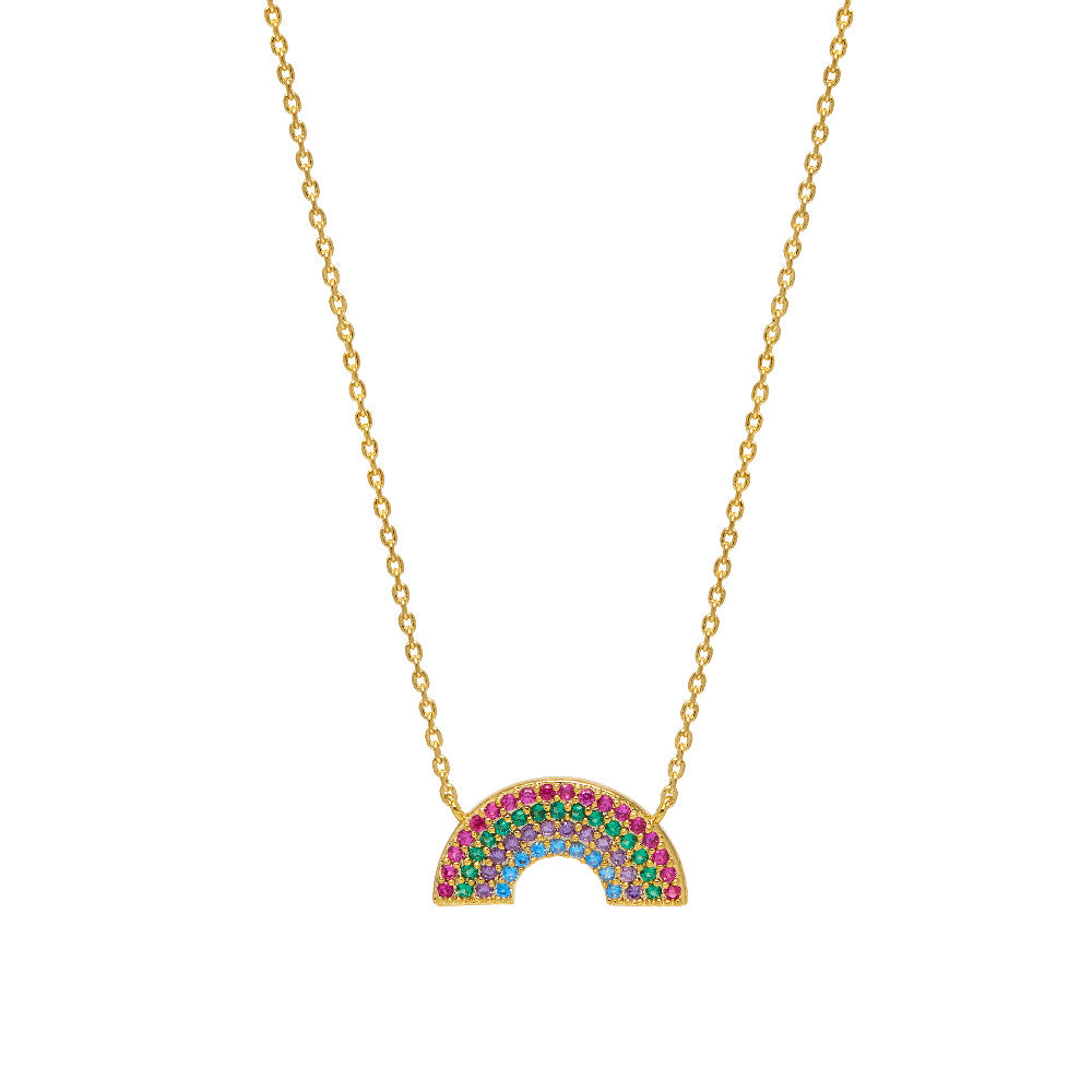 Full Rainbow Necklace