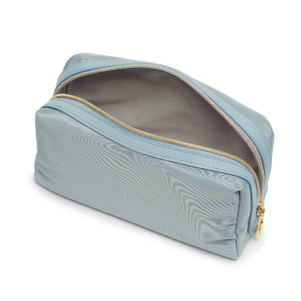 Light Blue Wash Bag