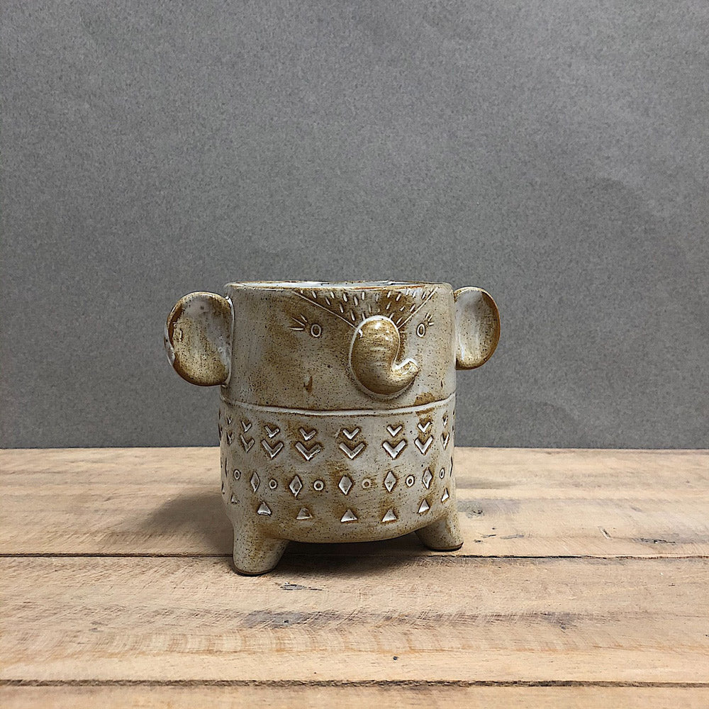 Elephant Planter - Small