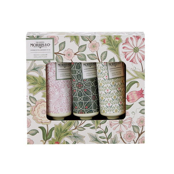 Morris & Co. Green Tea Hand Cream Set