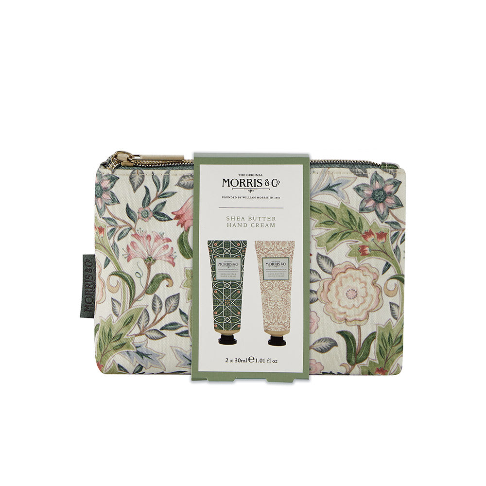 Morris & Co. Green Tea Hand Care Bag