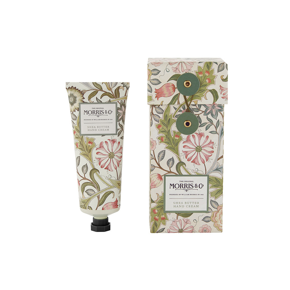 Morris & Co. Green Tea Hand Cream
