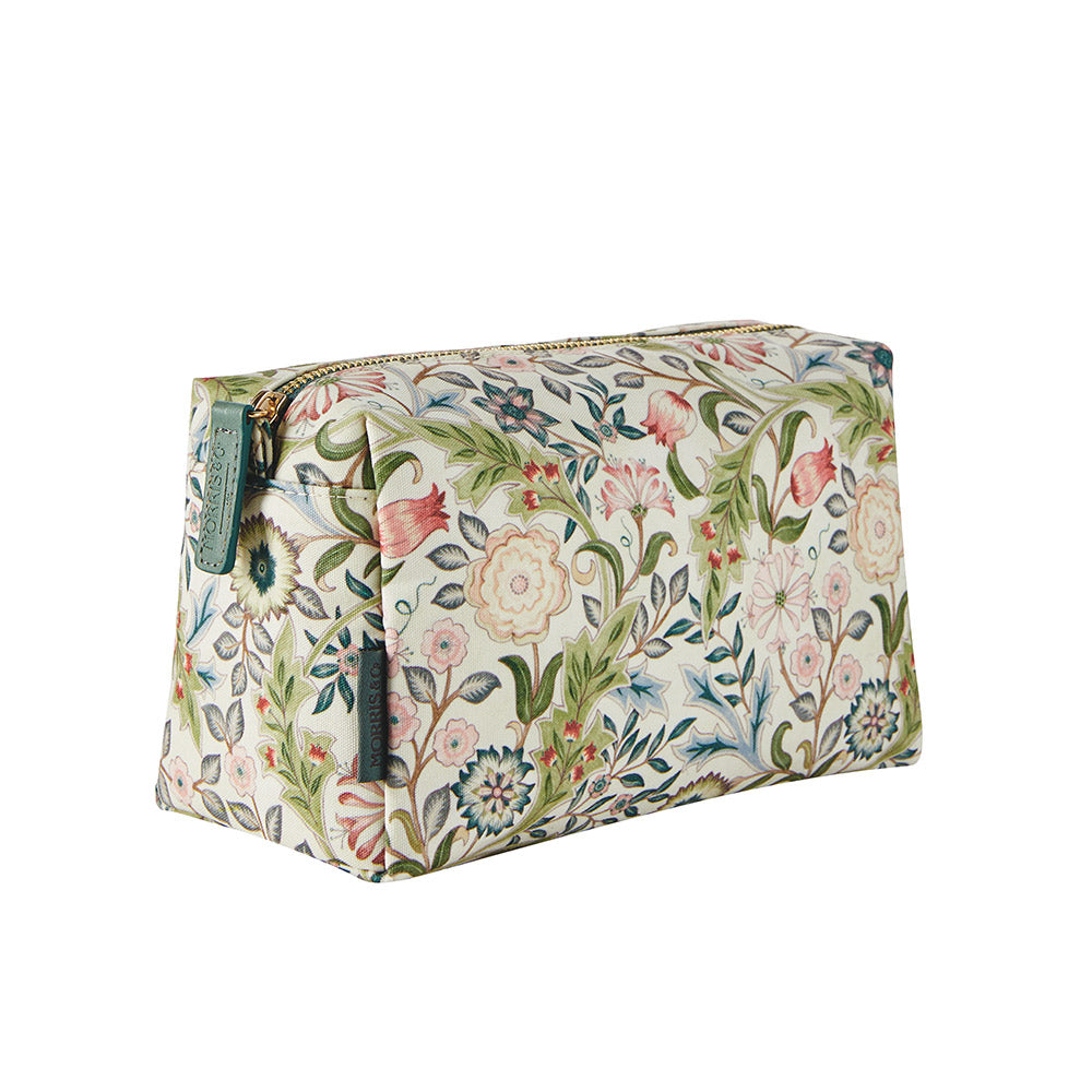 Morris & Co. Green Tea Cosmetic Bag