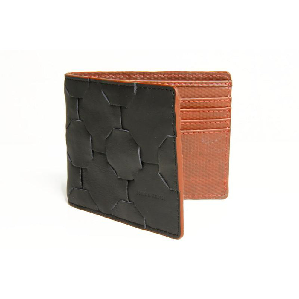 Elvis & Kresse Wallet - Black