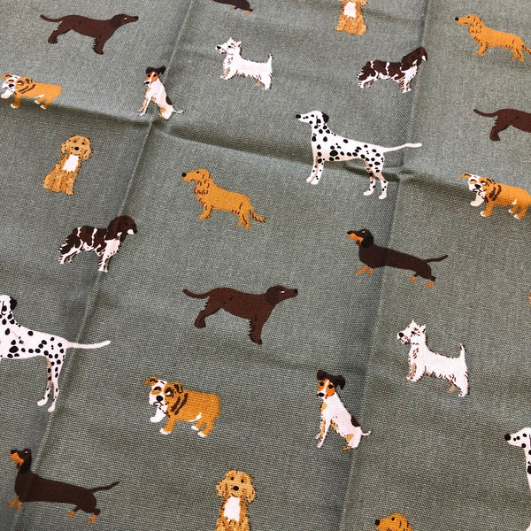 Tea Towel - Fetch