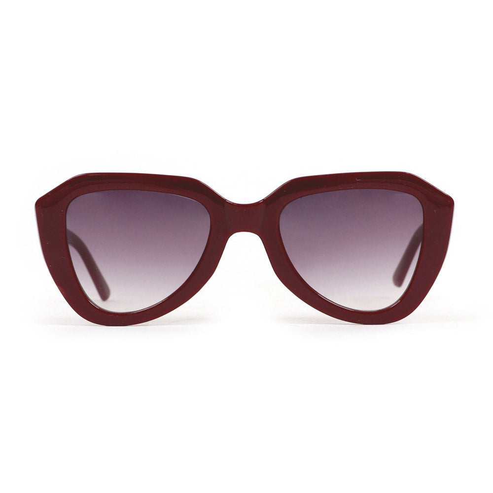Powder Gianni Sunglasses in Plum